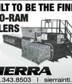 Two Ram Balers | Sierra International