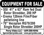 Equipment for Sale | Perry Videx LLC